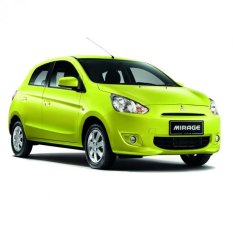 Mitsubishi Mirage Exceed AT - Kuning
