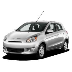Mitsubishi Mirage Exceed AT - Silver
