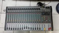 Diskon Mixer Audio Blackspider 16 Channel Pmx16 Blackspider