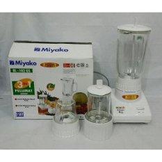 Beli Miyako Blender 3 Tabung Jar Kaca Bl 102Gs Penggiling Basah Dan Kering Online Terpercaya