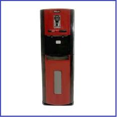 Miyako Dispenser Galon Bawah Hot&Normal WDP-200 Merah/Hitam BERLAKU HANYA JAKARTA BARAT UTARA TIMUR SELATAN