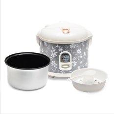 Harga Miyako Rice Cooker Mcm528 Abu Abu Asli Miyako