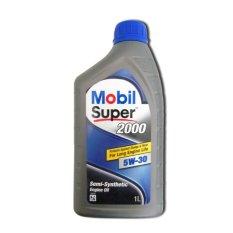 Mobil  Super 2000 5W-30 (1L) Oli Mesin