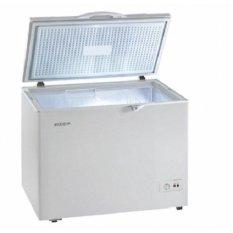Modena Chest Freezer MD20W - 200 liter - Putih