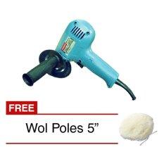 Spesifikasi Modern M 3210 Mesin Poles Dan Wol Poles Biru Lengkap