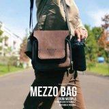 Spesifikasi Modipla Tas Kulit Pria Sling Bag Mezzo Dark Brown Dan Harganya
