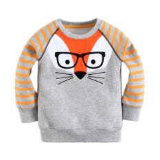 Pusat Jual Beli Mom N Bablong Tee Fox Head 3T Indonesia