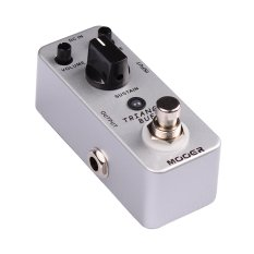 Jual Mooer Segitiga Buff Fuzz Electric Guitar Effect Pedal True Bypass Mini Efek Lengkap