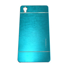 Delkin Flip Cover Infinix Note 2 X600 - Gold . Source · Motomo For Infinix Hot 2 X510 Hardcase Backcase Metal Case - Biru Muda