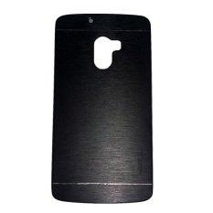 Motomo For Lenovo K4 Note A7010 Hardcase Backcase  Metal Case - Hitam