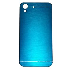 Motomo Hardcase Backcase Huawei Y6 - Biru Muda