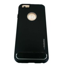 Motomo Hardshell Hybrid Series For Apple iPhone 6 4.7 Inch/6S Hardshell Back Case - Hitam