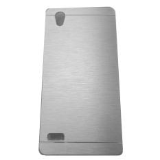 Motomo Metal Hard Case for Oppo Mirror 5 A51T - Silver