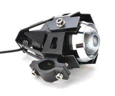 Diskon Motorcycle 125W U5 Led Driving Fog Head Spot Light White Lamp Headlight Oem Di Tiongkok