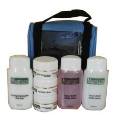 Mumtaza Paket Perawatan Pemutih Immortal (White Series),Standar Klinik/Dokter, berBPOM