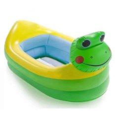 Perbandingan Harga Munchkin Inflatable Frog Bath Tub Bak Mandi Tiup Bayi Di Jawa Timur
