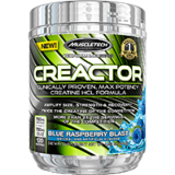 Pusat Jual Beli Muscletech Creactor Blue Raspberry Blast 120 Serving 220 G Indonesia