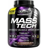 Obral Muscletech Mass Tech 7Lbs Milk Chocolate Murah