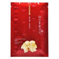 Harga My Beauty Diary Imperial Bird S Nest Mask Masker Wajah 1 Box 10Pcs My Beauty Diary