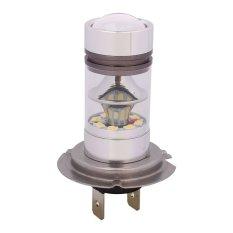 Spesifikasi Mz H7 3000 Lumen 100 Watt Led Putih Cahaya Lampu Depan Mobil Mengemudi Lampu Siang Hari Lampu Bohlam Dc 12 24 V Murah Berkualitas