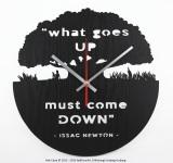 Jual Beli Nail Your Art Jam Dinding Unik Artistik Newton Artistic Wall Clock Di Banten