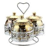 Jual Nakami Candy Jar Gold Murah