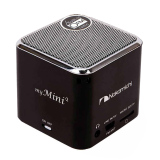 Jual Nakamichi My Mini Plus Speaker Dengan Fm Radio Hitam