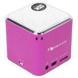 Promo Nakamichi My Mini Plus Speaker Dengan Fm Radio Pink Nakamichi