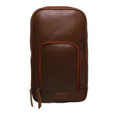 Beli Naoki By Mayonette Carson Shoulder Bag Cokelat Muda Terbaru