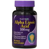 Jual Natrol Alpha Lipoic Acid 100 Mg 60 Kapsul Branded Original