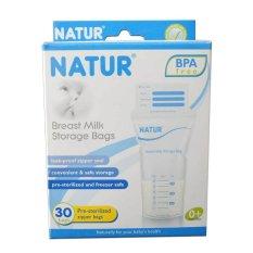 Jual Natur Kantong Asi Breast Milk Storage Bags Bpa Free Isi 30 Jawa Timur