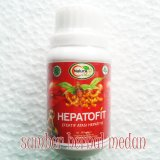 Naturafit Hepatofit Efektif Atasi Hepatisis 60 Kapsul Naturafit Diskon 30