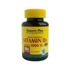 Beli Nature S Plus Vitamin D3 1000 Iu 180 Nature S Plus