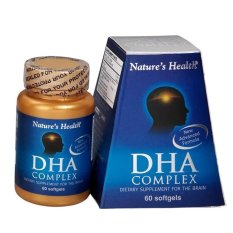 Jual Nature S Health Dha Complex 500Mg 60 Softgels Nature S Health Ori
