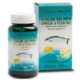 Spesifikasi Nature S Health Virgin Salmon Omega 3 Fish Oil 50 Paling Bagus
