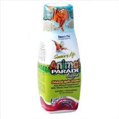 Beli Nature S Plus Animal Parade Liquid Children S Multi Vitamin Tropical Berry Flavor 236 56 Ml 8Oz Nature S Plus Online