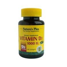 Diskon Nature S Plus Vitamin D3 1000 Iu Menghambat Perkembangan Kanker Di Yogyakarta