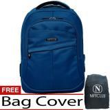 Jual Navy Club Tas Ransel Laptop 8239 Backpack Up To 15 Inch Bonus Bag Cover Biru Navy Club Asli