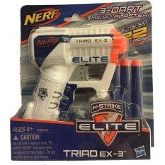 Review Nerf 1114 Ner Nstrike Elite Triad Ex3 Multicolor Di Dki Jakarta