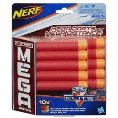 Review Pada Nerf N Strike Elite 10 Mega Darts A4368