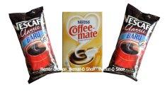 Toko Nescafe Paket Pas Nikmat Nescafe Coffee Classic 2 Pcs Coffee Mate By Nestle Professional Termurah Di Dki Jakarta