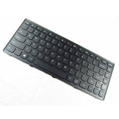 New Keyboard For Lenovo Ideapad G400s G405s Black Frame