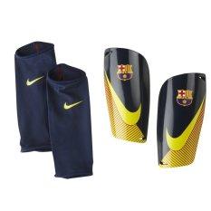 Review Toko Nike Shinguard Fcb Kit Mercurial Lite Sp0274 467 Hitam