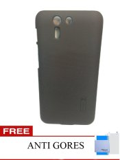 Nillkin Asus Padfone S Super Frosted Sheild - Coklat + Gratis Anti Gores Nillkin