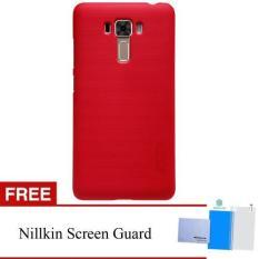 Ulasan Lengkap Nillkin For Asus Zenfone 3 Laser 5 5 Zc551Kl Super Frosted Shield Hard Case Original Merah Gratis Anti Gores Clear