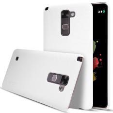 Nillkin Frosted Shield LG Stylus 2 - White + Free Nillkin Screen Protector Clear