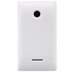 Nillkin Plastic Frosted Shield Case for Microsoft Lumia 532 - Putih + free screen protector