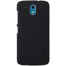 Nillkin Plastic Phone Case for HTC Desire 526 (D526) - Hitam + free screen protector