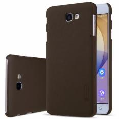 Nillkin Super Frosted Shield for Samsung Galaxy J5 Prime (On5 2016) - Coklat + free screen protector