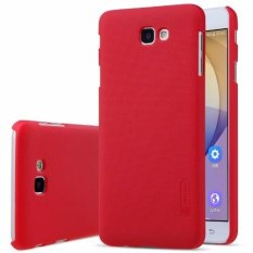 Nillkin Super Frosted Shield for Samsung Galaxy J5 Prime (On5 2016) - Merah + free screen protector